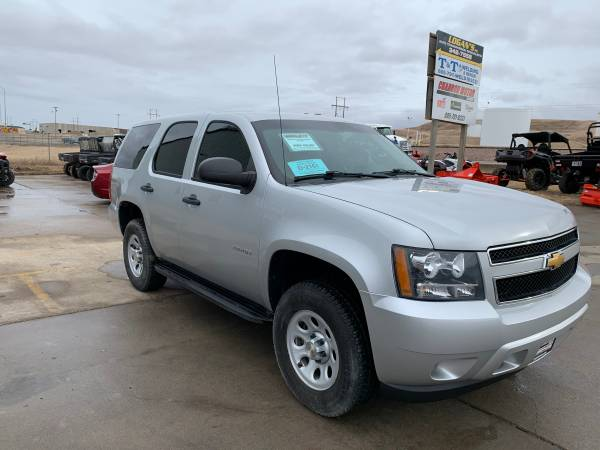 Photo 2013 Chevrolet Tahoe Commercial - $15991 (Rapid City, SD 57703)