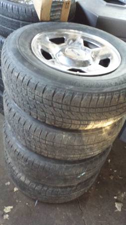 Photo 2013 FORD RIMS - $300 (SESD)