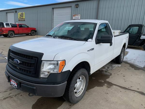 Photo 2013 Ford F-150 XL - $12991 (Rapid City, SD)