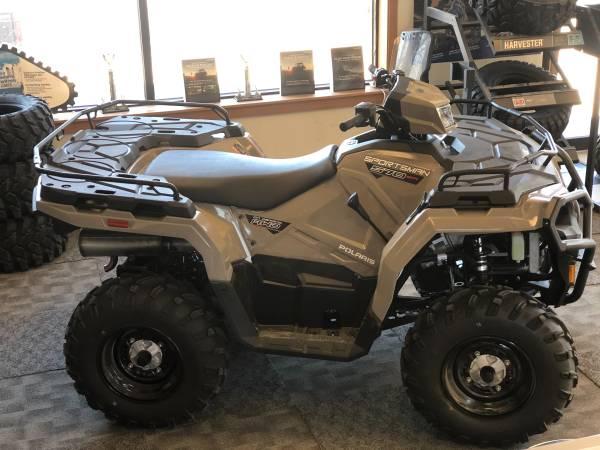 Photo 2021 Polaris Industries Sportsman 570 EPS Desert Sand - $7,999 (Huron SD)
