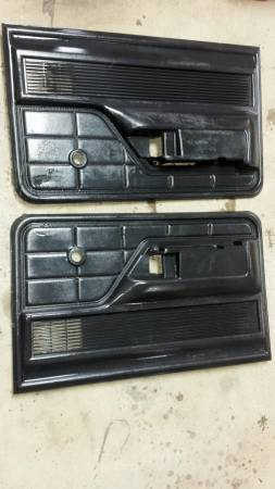 73 TO 79 FORD DOOR PANELS - $175 (MITCHELL)