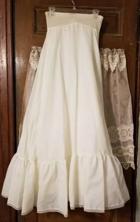 Photo Crinoline Slip for under Prom Dress (Hoopless) - $10 (Brewster)