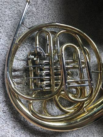 Photo Double French Horn - $1,000 (Sioux Falls)