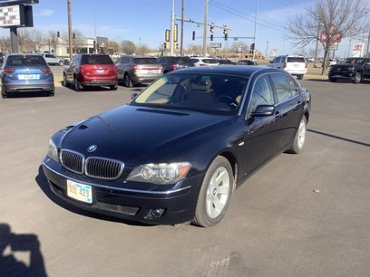 Photo Used 2008 BMW 750Li  for sale