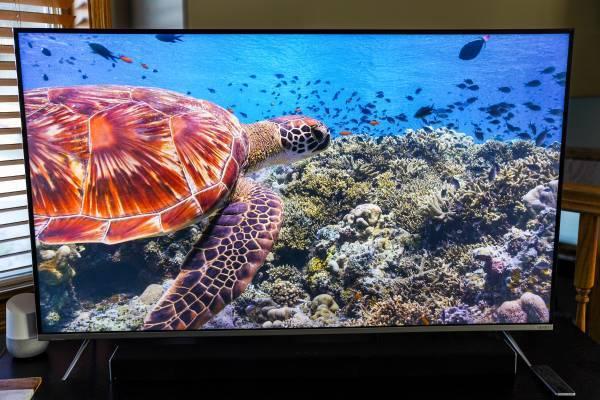 Photo Vizio P-Series 55quot 4k HDR Smart TV  P55-F1 - $450 (Sioux Falls)