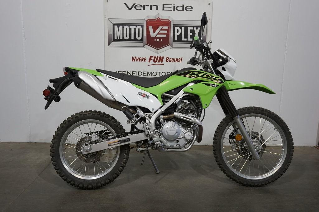 Photo Used 2021 Kawasaki Dirt Bike Motorcycle  $5495