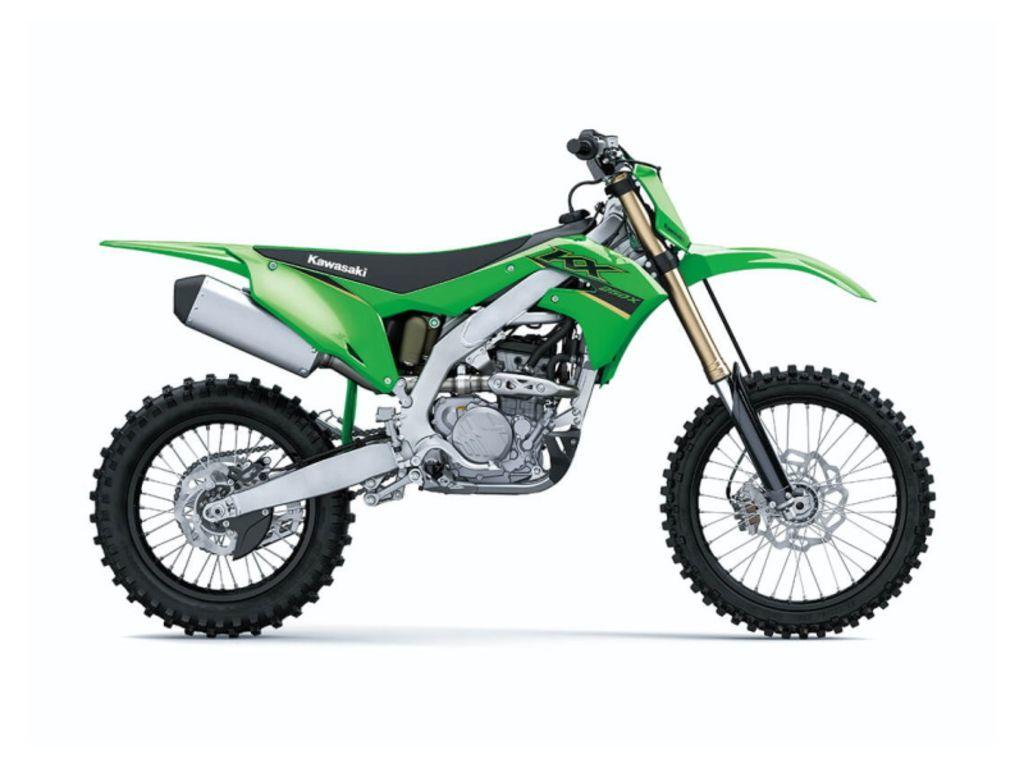 Photo 2022 Kawasaki Dirt Bike Motorcycle  $8799
