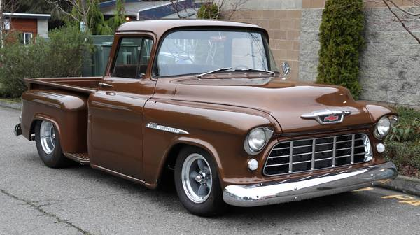 Photo 1955 Chevrolet 3100 12 Ton Short Box - $39,950 (Edmonds)