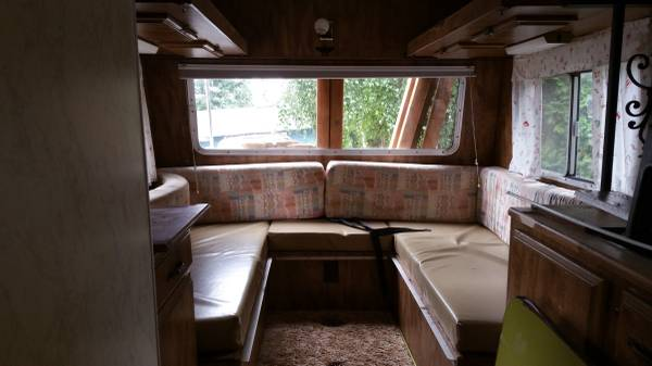 Photo 1976 CHEVY EL DORADO RV, DUALLY VAN - $2,250 (Lynnwood)