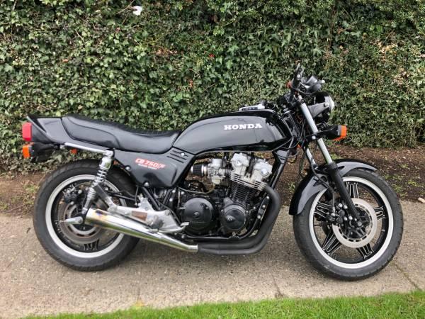 Photo 1981 Honda CB750F Super Sport - $2,500 (Seattle)