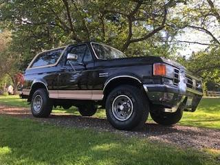 Photo 1989 Ford Bronco -Eddie Bauer Edition - $7500 (Sultan)