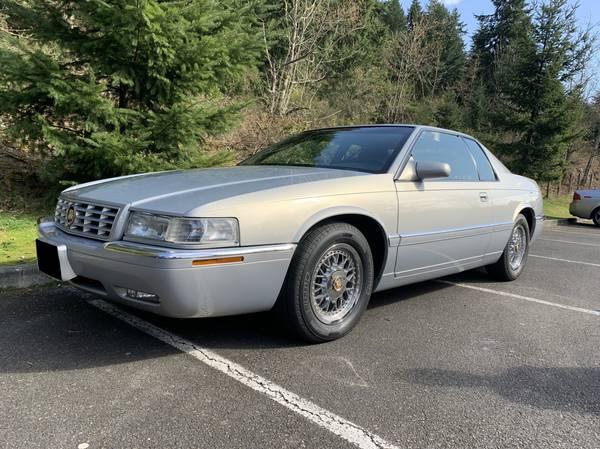 Photo 1997 Cadillac Eldorado ETC - $4,500 (North Seattle)