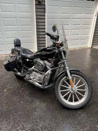 Photo 2003 Harley Sportster 883 - $6,000 (Sammamish)