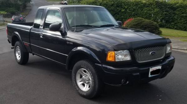 Photo 2003 ford ranger with new engine - $7500 (Auburn)