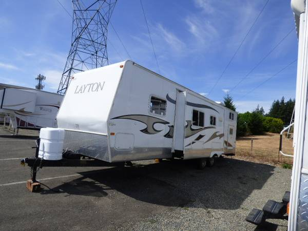 Photo 2007 Layton Skyline 292LTD - $14,900 (Puyallup)