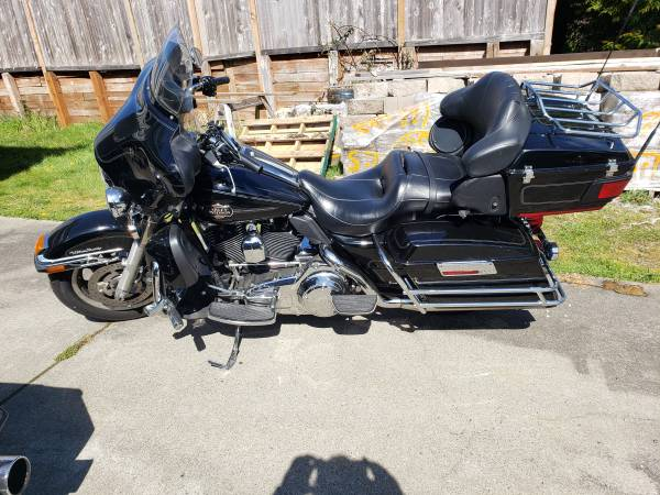 Photo 2008 Ultra Classic - $9,500 (Lake Stevens)