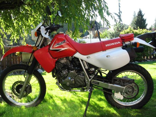 Photo 2009 Honda XR650L (Like New)1200 Miles - $5,000 (Mount Vernon Wa.)
