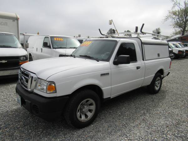 Photo 2011 Ford Ranger Pickup Truck w Canopy 2WD $8,999 - $8,999 (Exit Algona Pacific HWY 167)