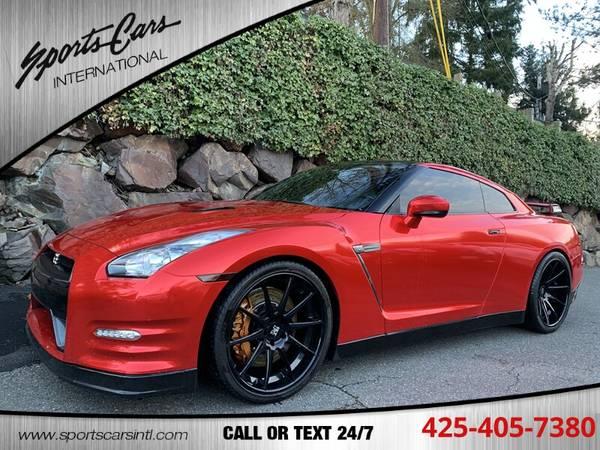 Photo 2013 Nissan GT-R Premium - $72,999