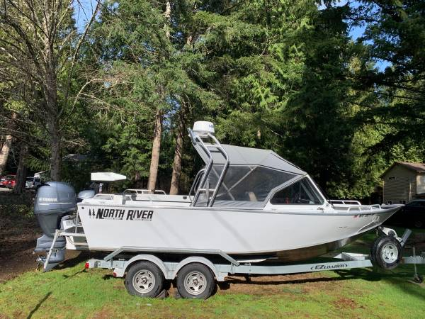 Photo 2014 2139 North River Seahawk - $53000 (SNOHOMISH)