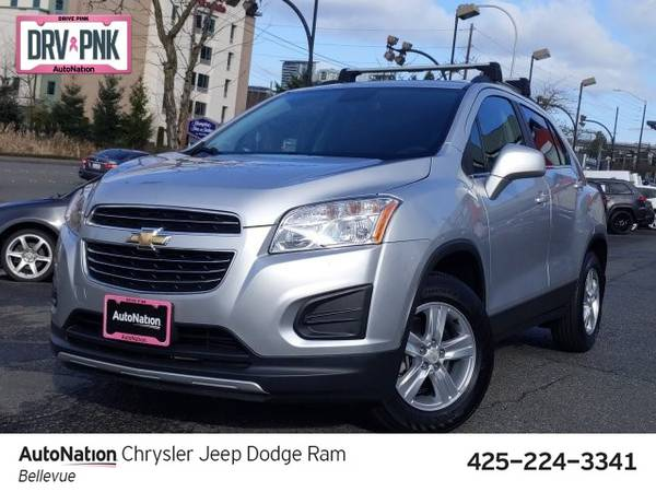 Photo 2016 Chevrolet Trax LT AWD All Wheel Drive SKUGL267926 - $13952 (Please call 425-224-3341 to Confirm Availability Instantly)