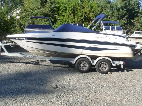 Photo 2039 Cion open bow boat - $15,900 (Olympia)
