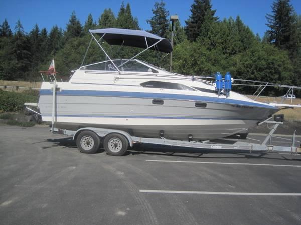 Photo 24 ft Bayliner 2455 - $10,900 (GIG HARBOR)