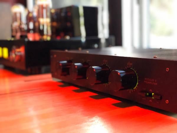 Photo Audible Illusions Modulus 3 tube pre  prelifier - $1299 (Gig Harbor)