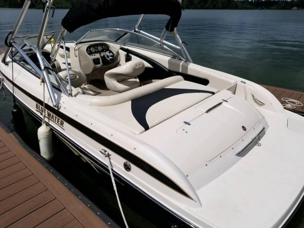 Photo Blue Water 2150 - $25,000 (Lake Tapps)