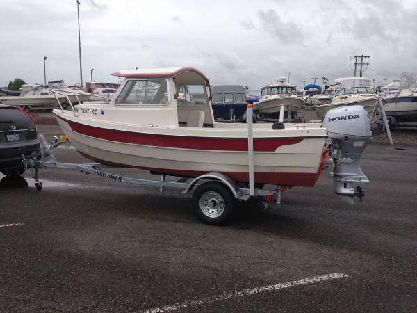 Photo C Dory 16 Angler For Sale - $12,000 (Poulsbo)