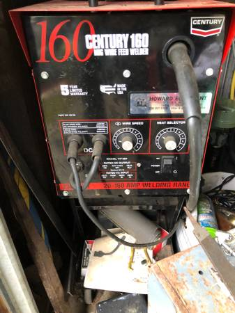 Century 160 Mig Welder 1100 Bothell Tools For Sale Seattle Wa Shoppok
