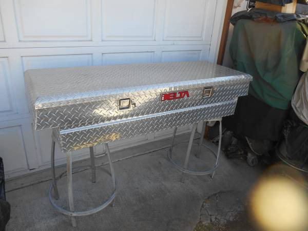 Photo Diomand plate Full  Small size Kobalt 4 Toolboxs NICE - $165 (federalway)
