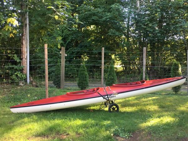 Photo Dual easy rider kayak - $700 (Port Orchard)