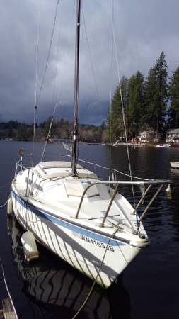 Photo Free 2339 North American Sailboat (Olympia)