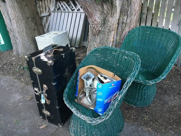Photo Free stuff from our garage (North Seattle)
