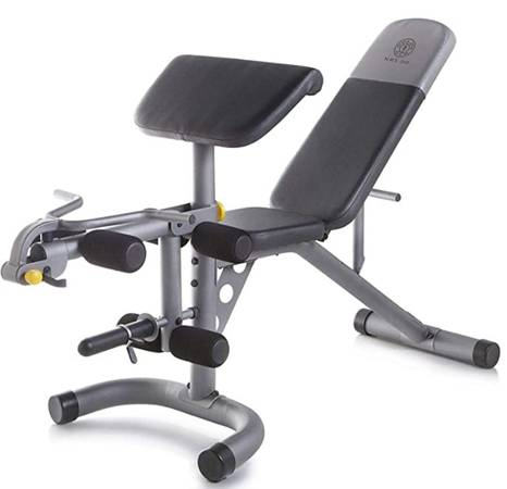 Photo Gold39s Gym XRS 20 Olympic Bench - $165 (Seattle)