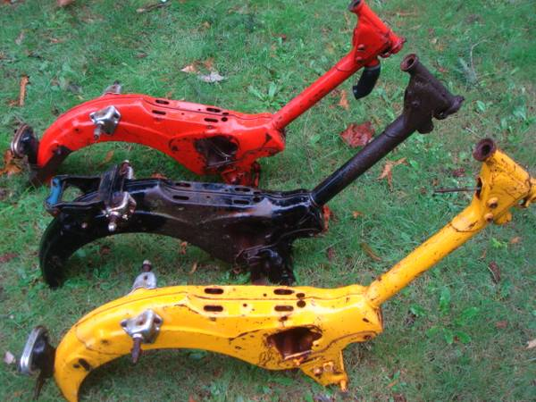 Photo Honda Trail 90 CT90 frame with Title, ct - $200 (Renton)