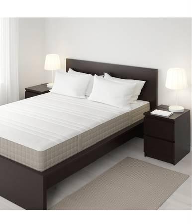 Photo IKEA Full-size Mattress - $130 (Seattle - FremontWallingford)