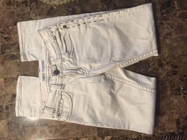 Photo MEK Sicily Straight Cut Women39s Jeans size 2934 - $45 (Kent)