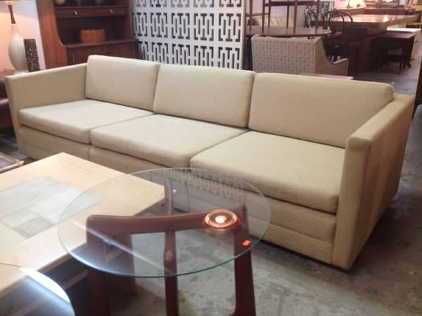 Mid Century Modern Sofa Vintage