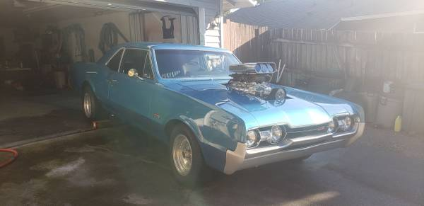 Photo Oldsmobile Cutlass 442 - $35,000 (Lake Stevens)