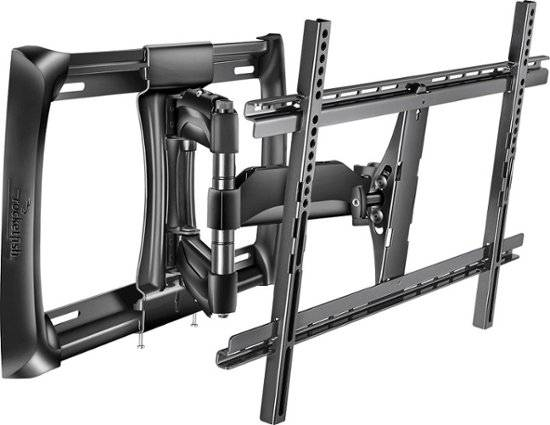 Photo Preowned TV Full Motion Wall Mount Bracket - Rocketfish RF-HTVMM170C - $200 (Ballard)