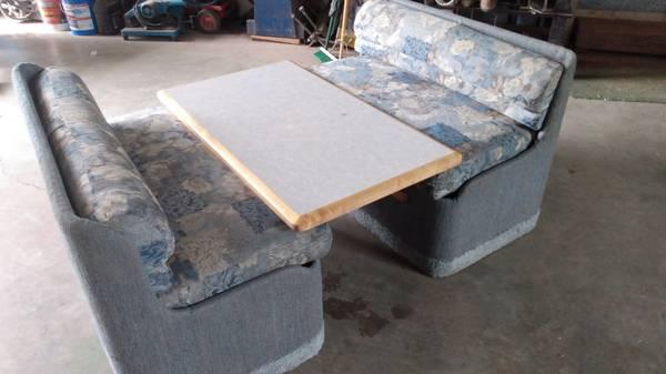 Photo RV Dinette Set - $200 (Snohomish)