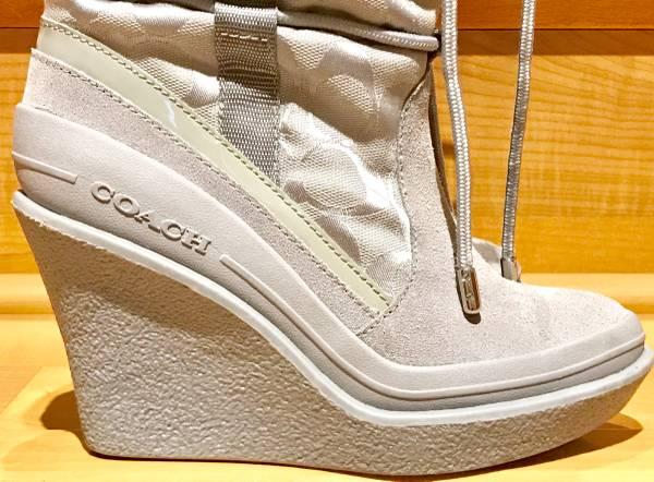 Photo Reduced Womens CK Shoes-Coach, Tory Burch Boots...5-8.5 (Redmond)