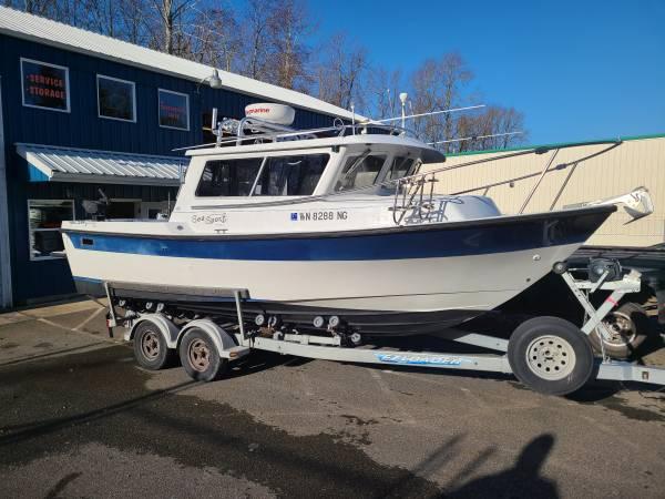 Photo SeaSport 22 sportsman - $49,995 (Bellingham)