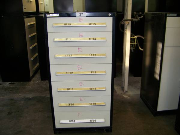 Photo Stanley Vidmar Cabinets - Group 2 - $1 (Puyallup)