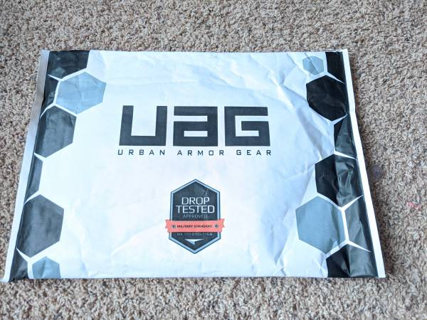 Photo UAG case for Surface pro cobalt blue - $55 (Bellevue)