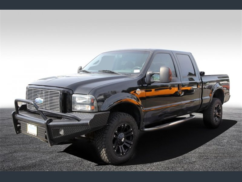 Photo Used 2006 Ford F350 Harley-Davidson for sale
