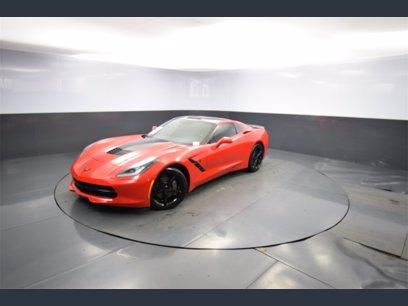 Photo Used 2014 Chevrolet Corvette Stingray Coupe for sale