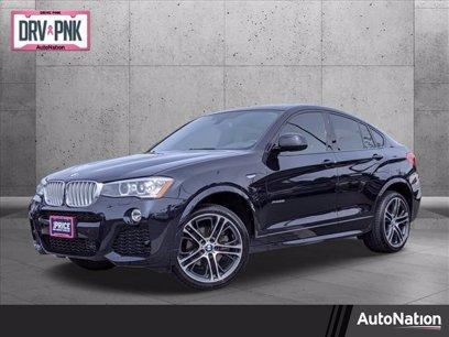 Photo Used 2015 BMW X4 xDrive28i for sale